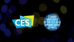 CES 2018 Tech Highlights WL