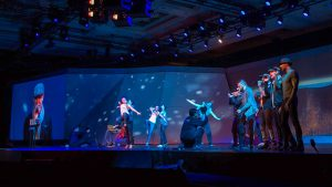 CES 2015 Keynote Experience