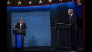 Presidential Debates 2020
