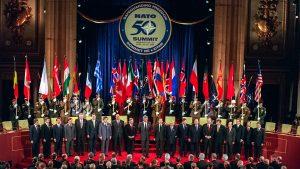The NATO 50th Anniversary Summit and Commemorative Event