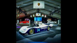 Porsche 50th Anniversary
