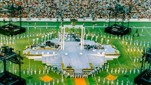 US Olympic Festival Opening and Closing Ceremonies