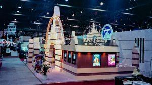 Walt Disney Home Video Exhibit